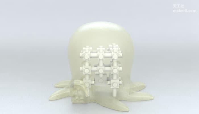 北京3D打印机报道:近日,哥伦比亚大学工程与应用科学院的研究人员,与迪斯尼研究中心和麻省理工学院(MIT)的科学家们合作开发了一种控制声波的新方法,这种方法能够以计算的方式,逆向设计声音滤波器以适应任何3D形状,并能够实现所需的声音滤波属性。 在该校计算机科学教授郑昌熙的领导下,这个团队设计出了声体素(acoustic voxel),这是一种尺寸很小的空心、立方体形状的腔体,声音可以通过它进出,就像一个模块化的系统。而且这种声体素还能够像乐高积木那样相互连接形成复杂的结构。由于其内部的空腔,他们还可以修改